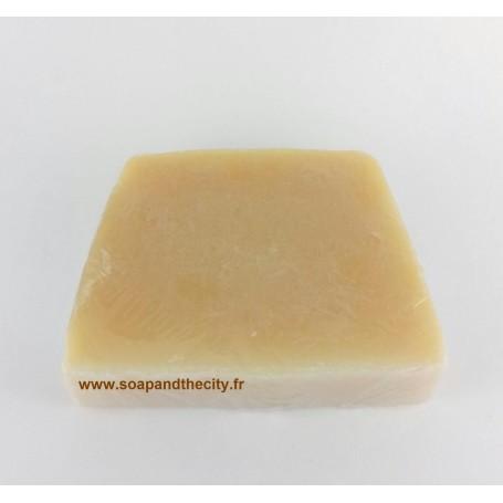 Savon à la coupe Tranche de savon surgras, Beurre de Cacao de Savonissime