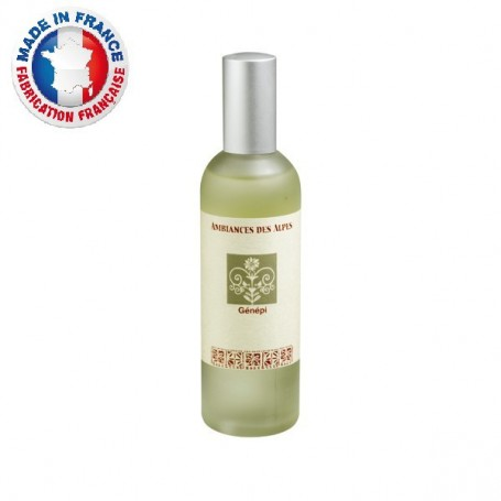 Vaporisateurs parfums Homespray Génépi made by Ambiance des Alpes