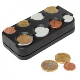 Portemonnaies euros Porte-monnaie à ressorts de Euro-Fix