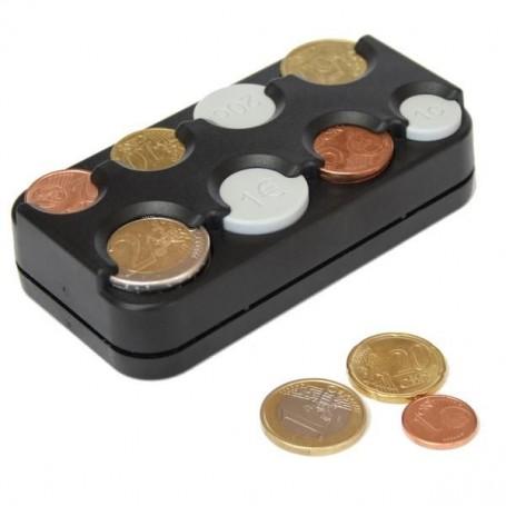 Porte-monnaie à ressorts Euro-Fix à Paris chez Soap and the City, savons, bougies, parfums, encens et peluches