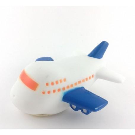 Pour les enfants Jouet de bain lumineux Avion de De Laurier