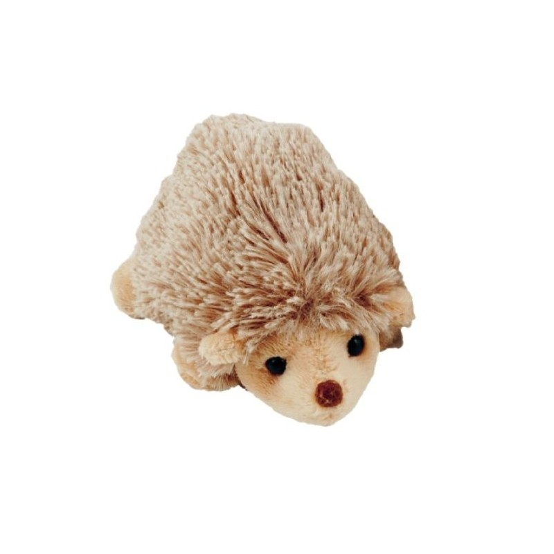 Peluche herisson, Baby Hubert laying