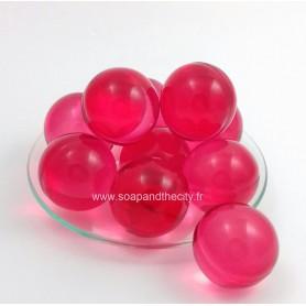 Boules et perles de bain Bille de bain, parfum Passion de Bomb Cosmetics