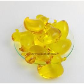 Boules et perles de bain Bille de bain parfum Citron, en Canard de Bomb Cosmetics