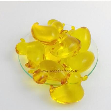 Bille de bain parfum Citron, en Canard