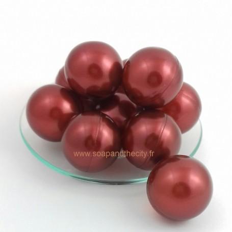 Boules et perles de bain Bille de bain, parfum Vanille des îles de Bomb Cosmetics