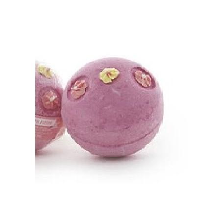 Bombe de bain, Angel Kiss, boule effervescente De Laurier à Paris chez Soap and the City, savons, bougies, parfums, encens et...