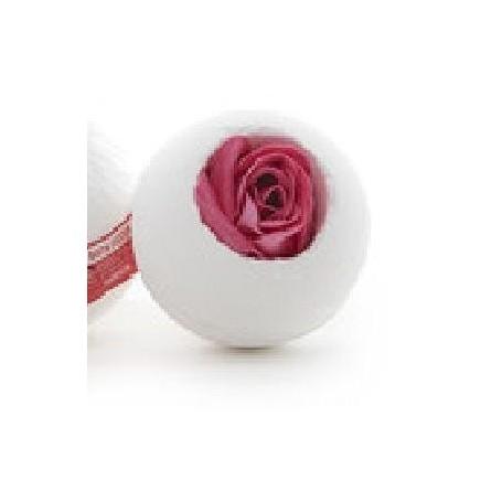 Bombe de bain, Surprise Me, boule effervescente De Laurier à Paris chez Soap and the City, savons, bougies, parfums, encens e...
