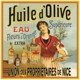 Sachets parfumés Sachet parfumé Lavande - Huile d'Olive de Le Blanc