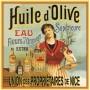 Sachet parfumé Lavande - Huile d'Olive from Le Blanc in Paris