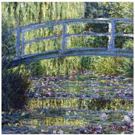 Sachet parfumé Pivoine - Le Pont par Monet from Le Blanc in Paris