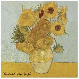 Sachets parfumés Sachet parfumé Chèvrefeuille - Tournesols de van Gogh de Le Blanc