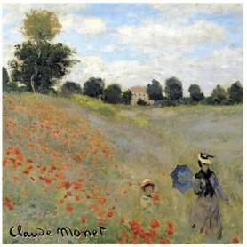 Sachets parfumés Sachet parfumé Fruits Rouges - Coquelicots Monet de Le Blanc