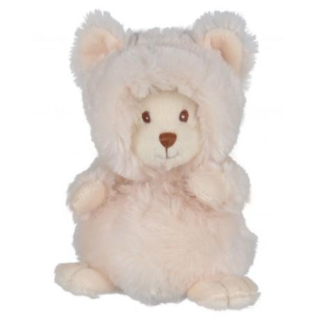 Peluche ours déguisé en chat blanc from Bukowski in Paris