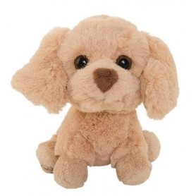 Peluches et doudous Peluche chien, Baby Peanut made by Bukowski