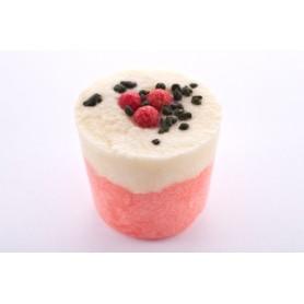 Cupcakes pour le bain Fondant de bain, Cranberry de Autour du Bain