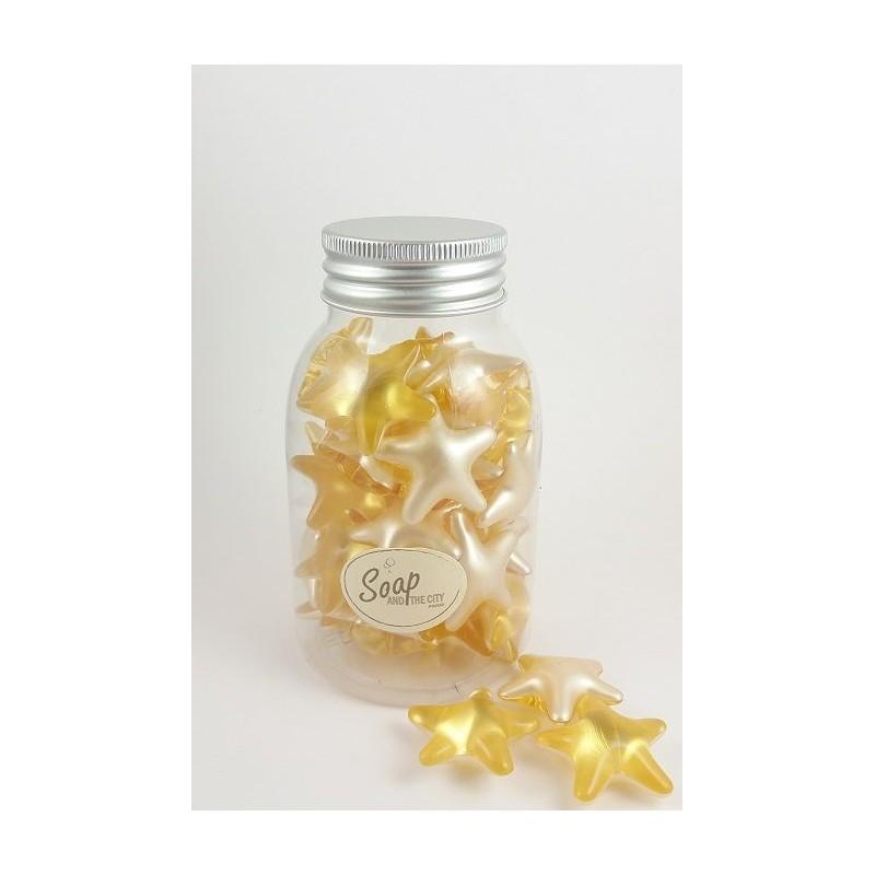Perles de bain en flacon de 30, Ananas