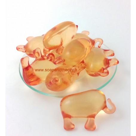 Boules et perles de bain Perles de bain en flacon de 30, Mandarine de Bomb Cosmetics