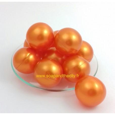 Boules et perles de bain Perles de bain en flacon de 30, Monoi de Bomb Cosmetics