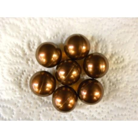 Boules et perles de bain Perles de bain en flacon de 30, Vanille des Iles de Bomb Cosmetics