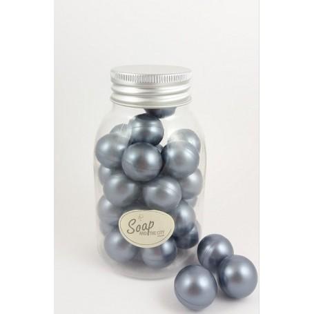 Perles de bain en flacon de 30, Marine La Boutique a Paris