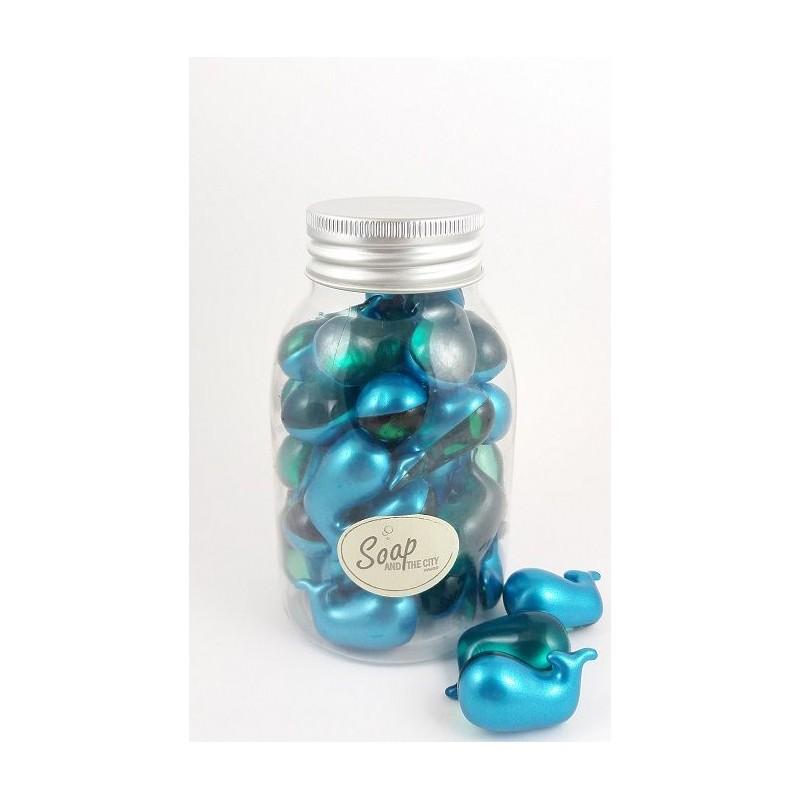Perles de bain en flacon de 30, Jojoba