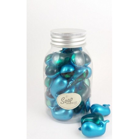 Perles de bain en flacon de 30, Jojoba de La Boutique a Paris