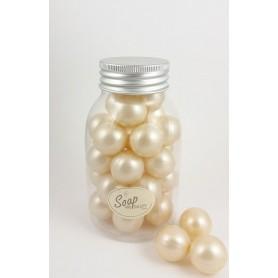 Pearls and bath bombs Perles de bain en flacon de 30, Coco made by Bomb Cosmetics