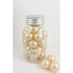 Pearls and bath bombs Perles de bain en flacon de 30, Coco made by Bomb Cosmetics