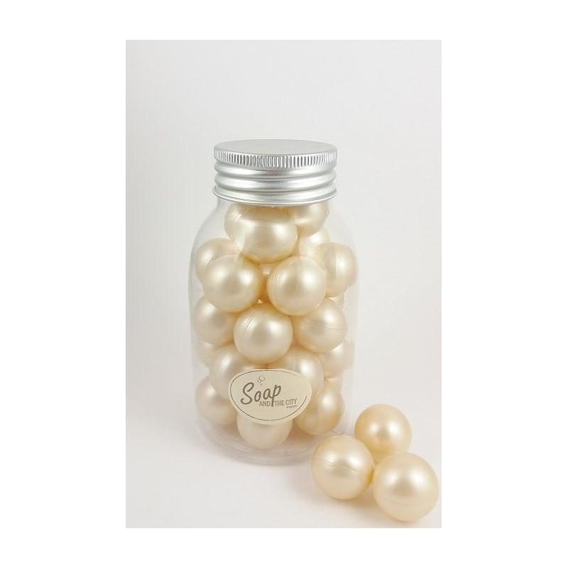 Perles de bain en flacon de 30, Coco