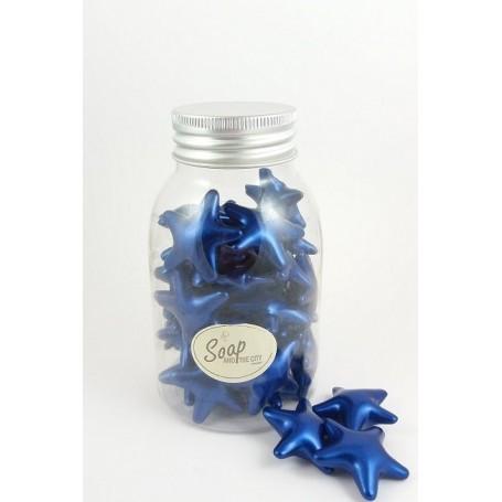 Perles de bain en flacon de 30, Magnolia étoile Savons et Bougies à Paris chez Soap and the City, savons, bougies, parfums, e...