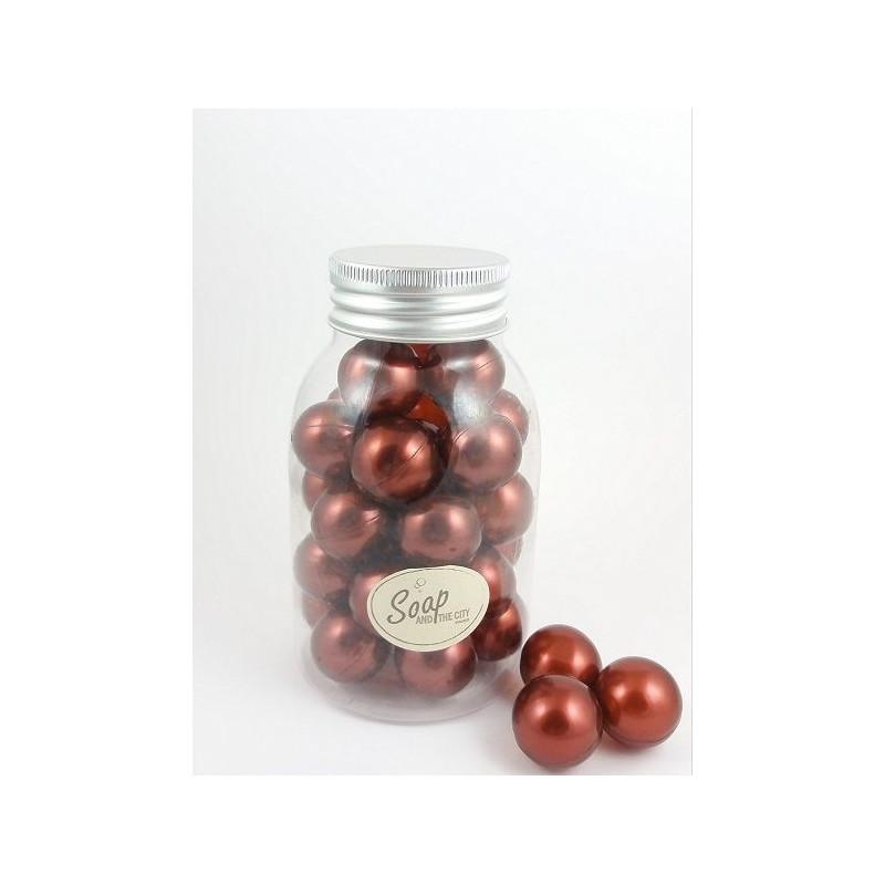Perles de bain en flacon de 30, Vanille des Iles