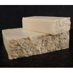 Savon à la coupe Savon Lait de Brebis et Camomille, peau délicate de Autour du Bain