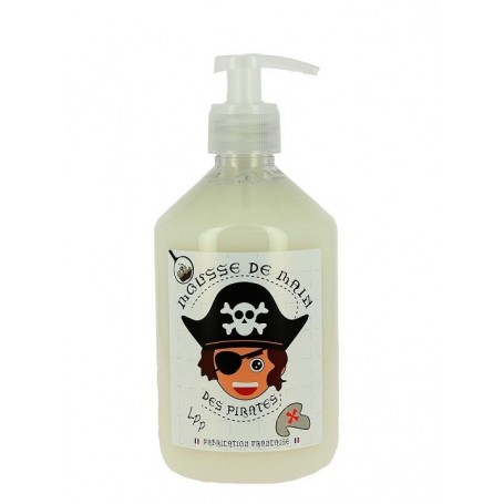 Hand wash and gels Savon pour les mains, Des Pirates made by Le Père Pelletier