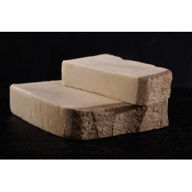 Handgesneden zepen Dead Sea mud, cut soap made by Autour du Bain