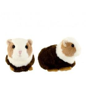 Peluches et doudous Peluche cochon d'inde, Piggy made by Bukowski