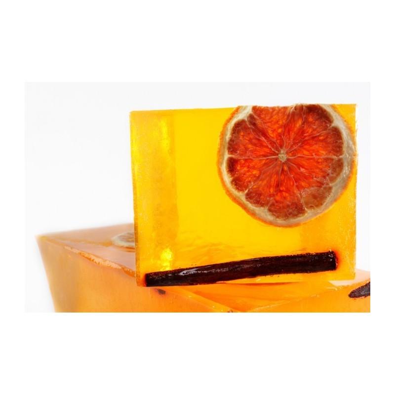 Savon Orange Cannelle
