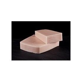 Handgesneden zepen Fig Oil, cut soap made by Autour du Bain