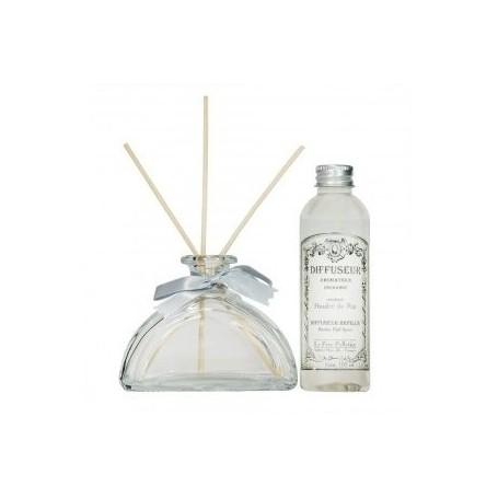 - Recharges Recharge pour diffuseur de parfum, Poudre de Riz de Le Père Pelletier