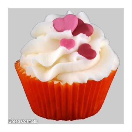 Bad smelters Mini cupcake, Cranberry de Autour du Bain