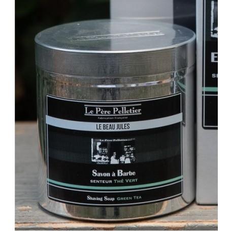 Savon de rasage, Thé Vert - Le Beau Jules