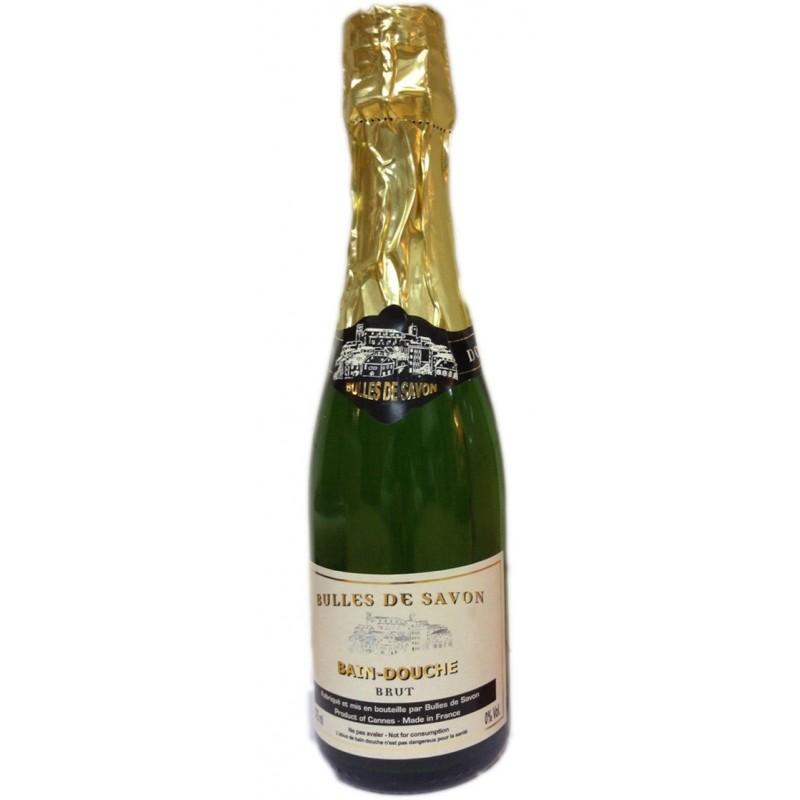 Gel Douche Bouteille de Champagne, Verveine