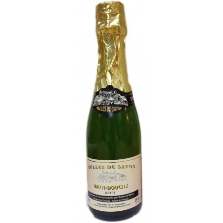 Gel Douche Bouteille de Champagne, Verveine La Boutique a Paris