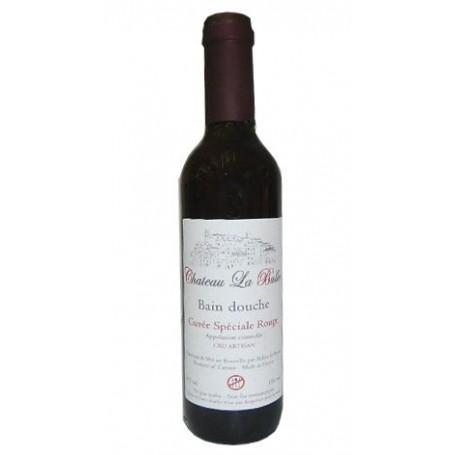 Gel Douche Bouteille de Vin, Fruits Rouges from La Boutique in Paris