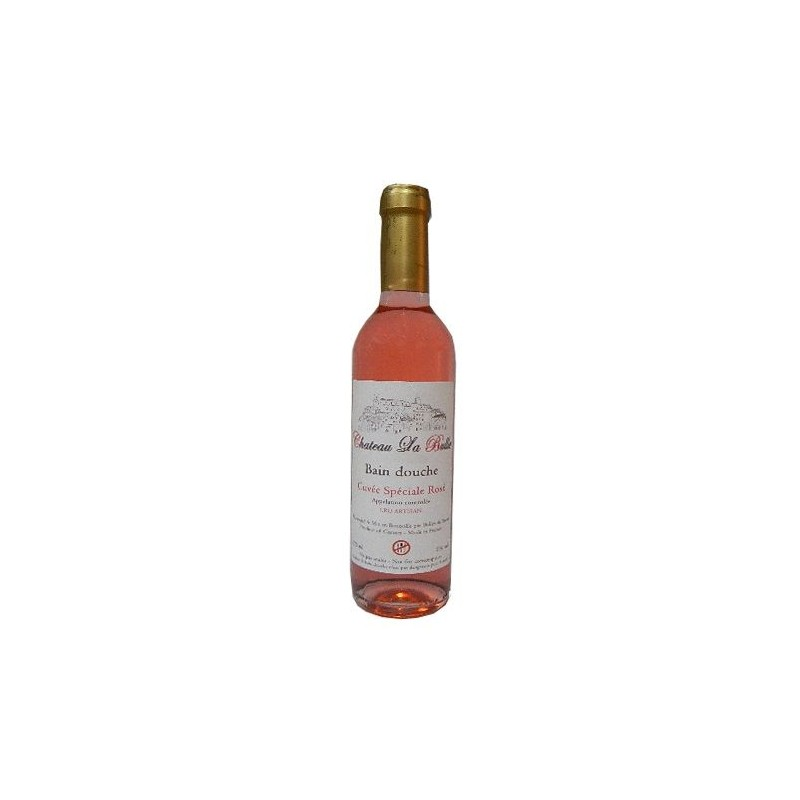 Gel Douche Bouteille de Vin, Rosé