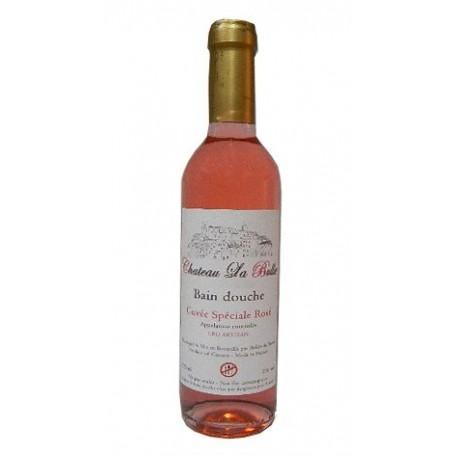 Gel Douche Bouteille de Vin, Rosé from La Boutique in Paris