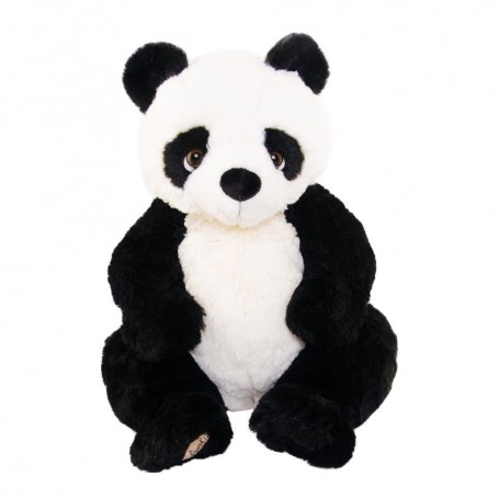 Peluche Panda Jie Jie from Bukowski in Paris @ Soap and the City, soaps, candles, incens, perfumes and teddies