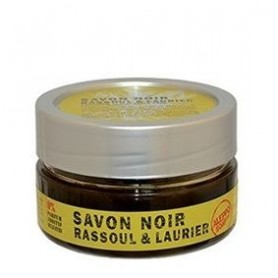 Savon d'Alep Pot de Savon Noir 140g made by Tadé