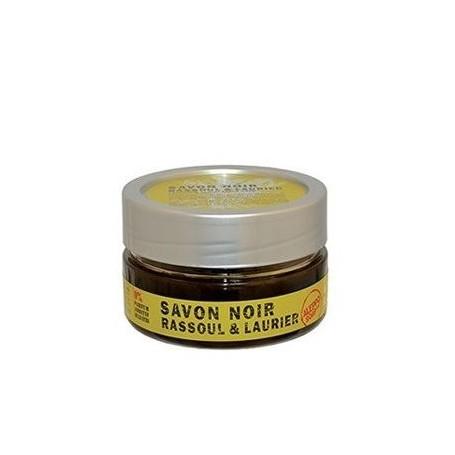 Savon d'Alep Pot de Savon Noir 140g de Tadé