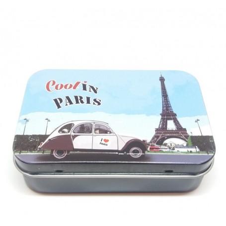 Boîte métal, Paris 2CV de SensiBon a Paris